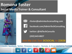Keys+To+Success+Romona+Foster+Social+Media+Trainer 5x4